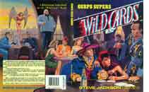 George RR Martin's Wild Cards Gurps